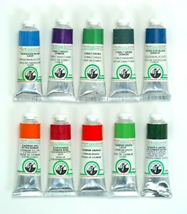 OLD HOLLAND Classic Oil Colours Pro Set | 10 x 40ml | HIGH SERIES | RRP £392