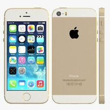 Apple iPhone 5S - 32GB - GOLD - BRAND NEW - IMPORTED - 4G LTE