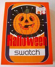 Halloween Swatch, Happy Nightmare Set, NEW in-box COMPLETE and UNOPENED, 1998