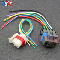 Neutral Safety Switch Connector 7PIN & 4PIN For GMC Chevy 4L60E 4L80E 4L65E