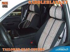 Coverking Saddleblanket Custom Tailored Front Seat Covers for Dodge Ram