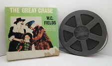 THE GREAT CHASE Castle Films Super 8 Home Movie #813 Original Box W.C. FIELDS R1