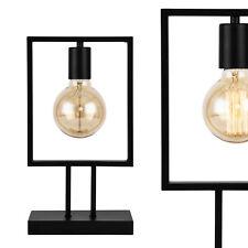 [lux.pro] Lámpara de mesa lámpara de mesa lámpara de salón Lámpara de Noche E27