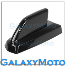 01-15 GMC Sierra+HD Dummy Decorated Black Add-On Cab Shark Fin Antenna Cover