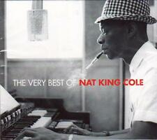 THE VERY BEST OF NAT KING COLE (NEW SEALED 2CD)