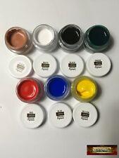 M00331 MOREZMORE 7 Silicone Pigments Silc Pig Flesh White Red Green Black Blue