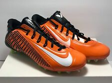$150 Nike Mens 11.5 Vapor Carbon Elite 2 Flywire Football Cleats Orange Black
