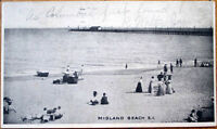 1907 Postcard: View of Midland Beach, View 2 - Staten Island, New York NY