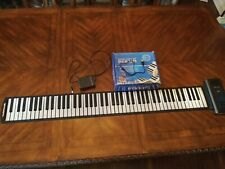 88 Key Hand Roll Up Piano