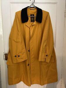 Vintage Traditional Cordings Mackintosh Riding / Shooting Coat 40REG