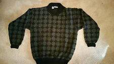Armani men's sweater vintage medium