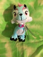 Neopets Striped Ixi Plushy. 7�. Keyquest Series 6. 2008. New