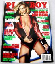 Playboy December Magazines