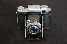 ZEISS IKON 'SUPER IKONTA' 533/16. f2.8 80mm OPTON TESSAR. SYNCHRO COMPUR. CASE.