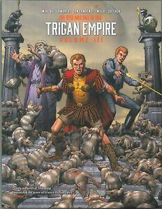 Trigan Empire Volume 3 Hardback 2000ad Webshop Exclusive.
