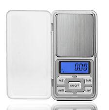200g x 0.01 g Mini Digital Feinwaage Waage Taschenwaage Briefwaage Goldwaage