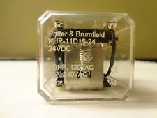 Potter & Brumfield KUP-11D15-24 Relay 24 VDC 8 Pin 1/3HP 120VAC 10A 240VAC