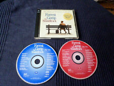 2CD Soundtrack Forrest Gump 32 Songs Elvis Presley Bob Dylan Doors Byrds 60s 70s