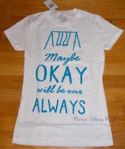 Neuf The Fault IN Our Stars Filles Haut Filles Peut-être Okay Sera Our Toujours
