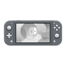 Nintendo Switch Lite Grey Console NEW