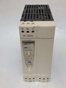 SCHNEIDER TELEMECANIQUE Abl8 Rem24050 24Vdc 5A Power Supplay Unit
