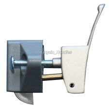 Caravan lock and Lever door handle Caravan  Motorhome Boat  Drawer Cupboard