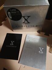 X Japan - Complete II Box Set Music 13 CD + DVD Art of Life hide Toshi Yoshiki