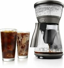 DeLonghi 3-in-1 Specialty Coffee Brewer, Iced Coffee Maker (Bold Cold Brew) New!