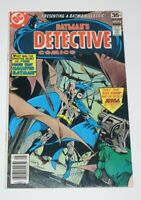Detective Comics #477 1st Cameo Appearance Clayface III 1978 DC Comics VF/NM