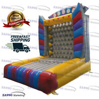 13x10ft Inflatable Plinko Pinko Carnival Interactive Game With Air Blower