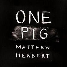 Mathew Herbert - One Pig [New & Sealed] Digipack CD