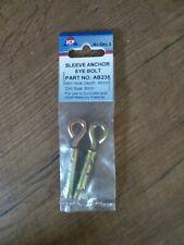 sleeve anchor eye  bolt 2's
