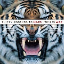 30 Seconds To Mars - This Is War (NEW CD)