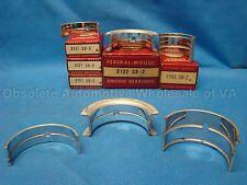 1956 - 1958 Chrysler Plymouth MOPAR 277 301 303 313 318 Main Bearing Set 002
