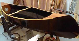 Peasemarsh 10 Open Canoe DIY Plans - Full Size Patterns & Printed Instructions
