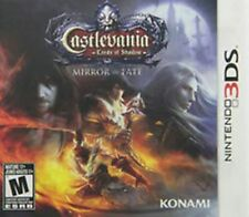 Nintendo 3DS Castlevania Lords of Shadow Mirror of Fate Brand New Factory Sealed