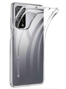 Funda para XIAOMI Mi 10T 5G / Mi 10T PRO 5G Gel Carcasa Transparente Flexible