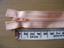ZIP 50cm Long Closed End Dress Zippers Sewing Salmon Pink no 3. (Z10)