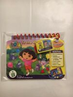 LeapFrog My First LeapPad Dora Explorer To The Rescue Cartridge & Book *