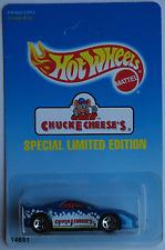"""Hot Wheels -'93/1993 chevy camaro blaumet. """"Chuck E Cheese 's"""" nuevo/en el embalaje original"""