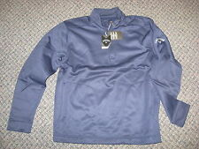 NWT*CALLAWAY GOLF* MENS 1/4 ZIP PULLOVER*BLUE*LARGE