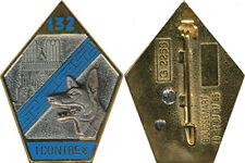 132° Groupe Cynophile Armée de Terre, chien, dos grenu, Boussemart 2256 (6120)
