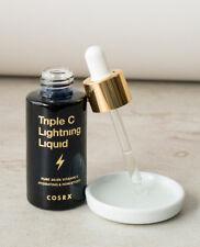 COSRX Triple C Lightning Liquid 30 ML Radiance Vitamin C Moisturizer NIB Korea