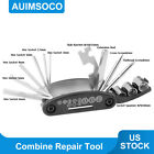 Motorcycle Repair Tool Bike Accessories 15-in-1 Allen Key Hex Wrench Screwdriver