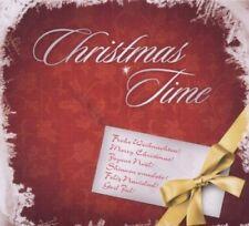 CHRISTMAS TIME  CD NEW!