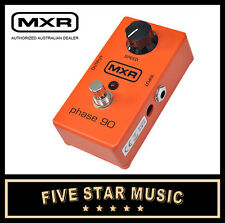 MXR PHASE 90 PHASER SHIFTER EFFECTS PEDAL M101 JIM DUNLOP MXR101 PHASE90 - NEW