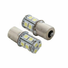2x 1156 BA15s R10w 245 SMD LED Car Bulb Tail Brake Stop Side Light Lamps White