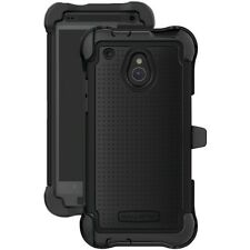 BALLISTIC SX1183-A065 HTC One-Mini/M4 SG Maxx Case (Black), Retail