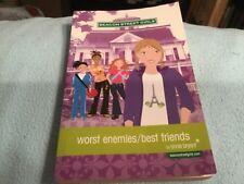 Beacon Street Girls: Worst Enemies/Best Friends by Annie Bryant (2005 Paperback)