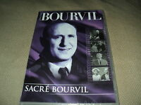 """DVD NEUF """"SACRE BOURVIL - LES MEILLEURS SKETCHS DE BOURVIL"""" N°49 de la collectio"""